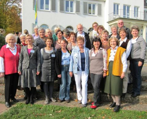 Frauenreferententagung 2012 in Bad Kissingen. ...