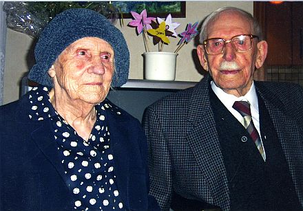 ältestes Ehepaar