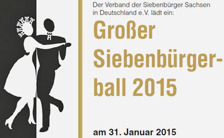 Gro�er Siebenb�rgerball 2015