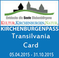 Kirchenburgenpass 2015