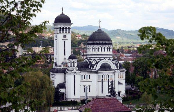Bilder von Schäßburg - Orthodoxe Kirche - Siebenbuerger.de