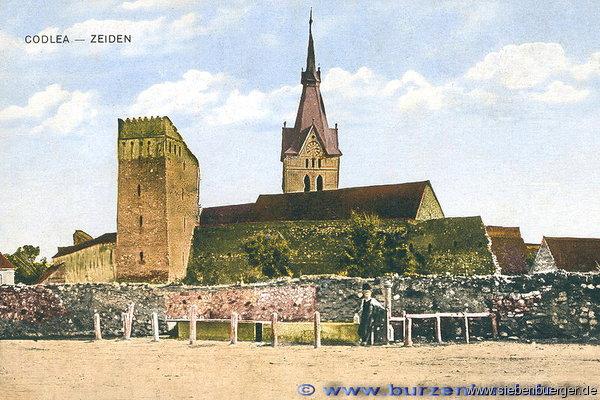 Kirchenburg ...