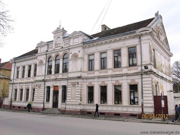 Alte deutsche Schule ...