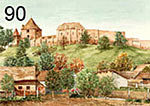 Aquarell: 90 Stolzenburg